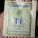 Recension: L'erbolario Tè Verde Bagnoschiuma