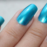 Orly – It's up to Blue