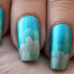 Orly – Its Up To Blue, NfuOh – #120 och Depend – #131