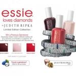 Essie loves diamonds, by Judith Ripka
