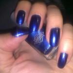 Diamond Cosmetics – Metallic Blue