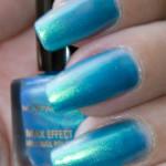 MaxFactor Max Effect Nail Polish – Dazzling Blue