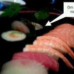 Sushi och Cornelia