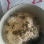 Dagens LCHF-frukost