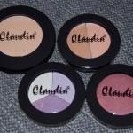 Nytt från Claudia Cosmetics