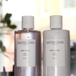 Ny Bodycare från SACHAJUAN – Body Wash och Body Lotion