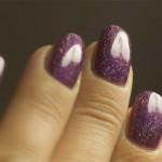 Glitter Gal – Dark Purple Sparkle