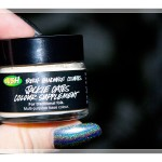 Färgad dagkräm från Lush – Jackie Oates Colour Supplement