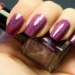 Holofredag: Glitter Gal – Dark Purple Holo