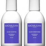 SachaJuan lanserar silvershampo/balsam