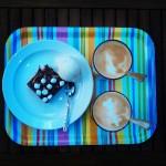 AW på Café Solsidan