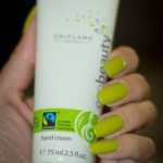 Recension: Orfilame Ecobeauty Hand Cream