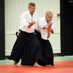 Att träna Aikido