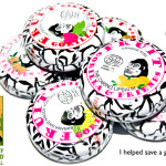 Recension: Gorilla & Friends Lip Balm Appily Ever After