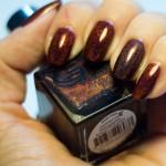 Holofredag: Glitter Gal – Belgian Chocolate