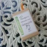 Testar nu: Handgjord olivtvål med getmjölk