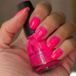 Rosa Torsdag: China Glaze – Heat Index