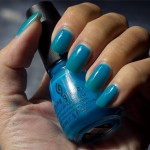 Blå Måndag: China Glaze – Isle See You Later