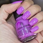 China Glaze – That's Shore Bright