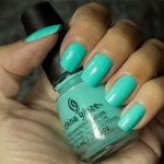 China Glaze – Too Yacht To Handle