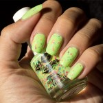 Grön Onsdag: Lush Laquer – Green Genie