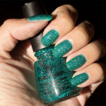 Grön Onsdag: China Glaze – Atlantis