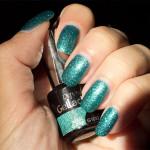 Depend GelLack – Aqua Glitter