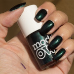 Grön Onsdag: Models Own – Emerald Black