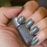 Nailart Sunday: Striping tape
