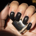 Holofredag: Glitter Gal – Black 3D