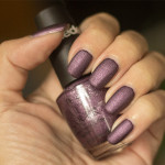 OPI – Lincoln Park After Dark – Suede