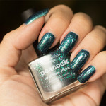 Grön Onsdag: piCture pOlish – Peacock