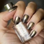 Nailart Sunday: Omvänd glittergradient