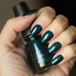 Grön Onsdag: China Glaze – Emerald Fitzgerald