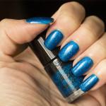 Blå Måndag: H&M – Glitter Blue