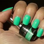 Grön Onsdag: Depend – Turquoise Neon – gellack