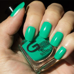 Grön Onsdag: Glitter Gal – Skater Girl