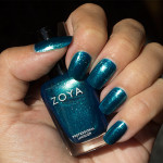 Blå Måndag: Zoya – Charla