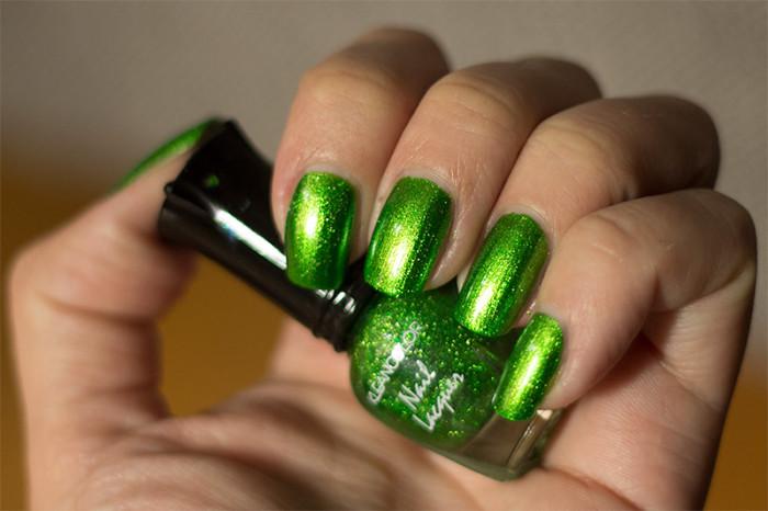 kleancolor-metallicgreen-1