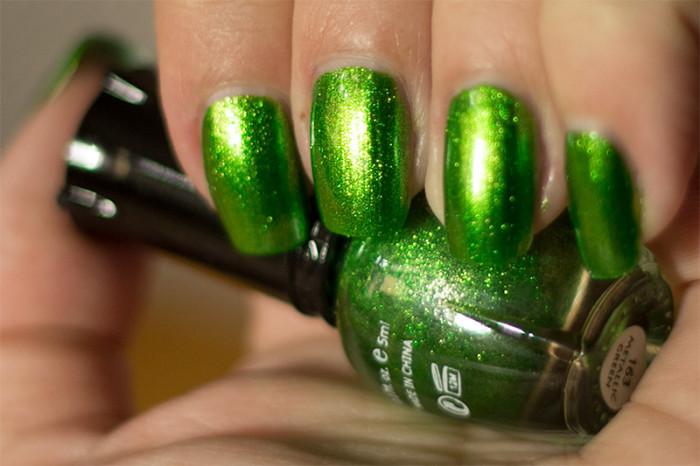 kleancolor-metallicgreen-2
