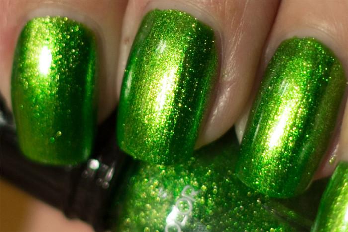 kleancolor-metallicgreen-4