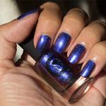 Holofredag: I Love Nail Polish – Cygnus Loop (H)