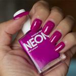 American Apparel – Neon Violet