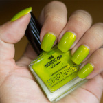 United in Green: Star Nails – NP62