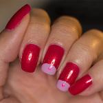 United in Pink/Nailart Sunday: Boobs