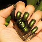 Grön Onsdag: I Love Nail Polish – Green Goblin