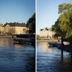 Norrköping i november