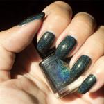 Grön Onsdag: Glitter Gal – Lizard Belly