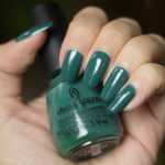 Grön Onsdag: China Glaze – Exotic Encounters