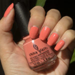 China Glaze – I Just Can't Aloupe